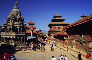 Sightseeing in Nepal